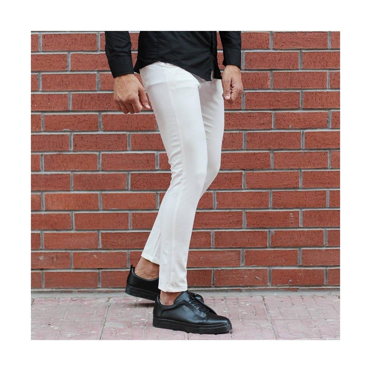 Men's Basic Stylish Skinny Jeans MV Jeans Collection - 2