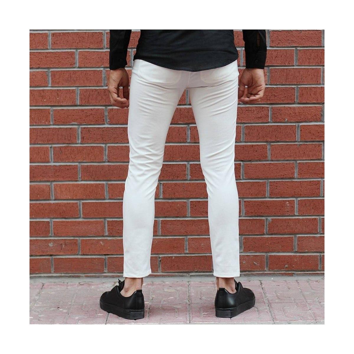 Men's Basic Stylish Skinny Jeans MV Jeans Collection - 3