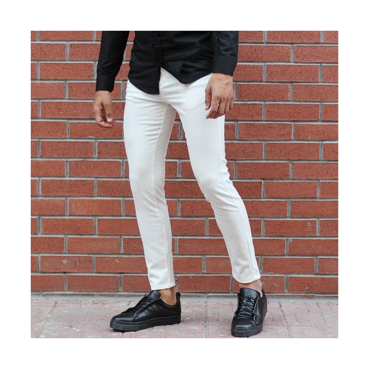 Men's Basic Stylish Skinny Jeans MV Jeans Collection - 4