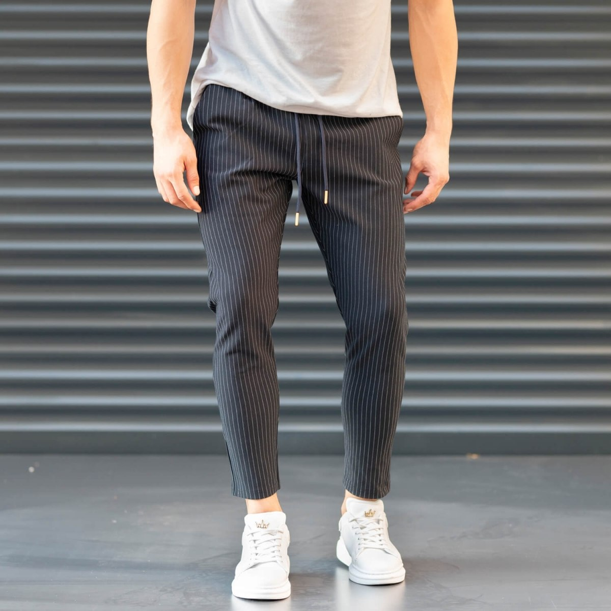 Men's Stripped Style...