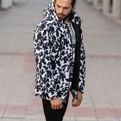 Men's Dalmatian Jacket In Black MV Jacket Collection - 2