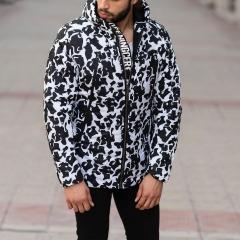 Men's Dalmatian Jacket In Black MV Jacket Collection - 4