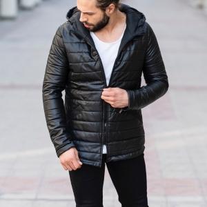 Hooded Long Jacket MV Jacket Collection - 1
