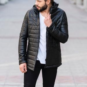 Hooded Long Jacket MV Jacket Collection - 2