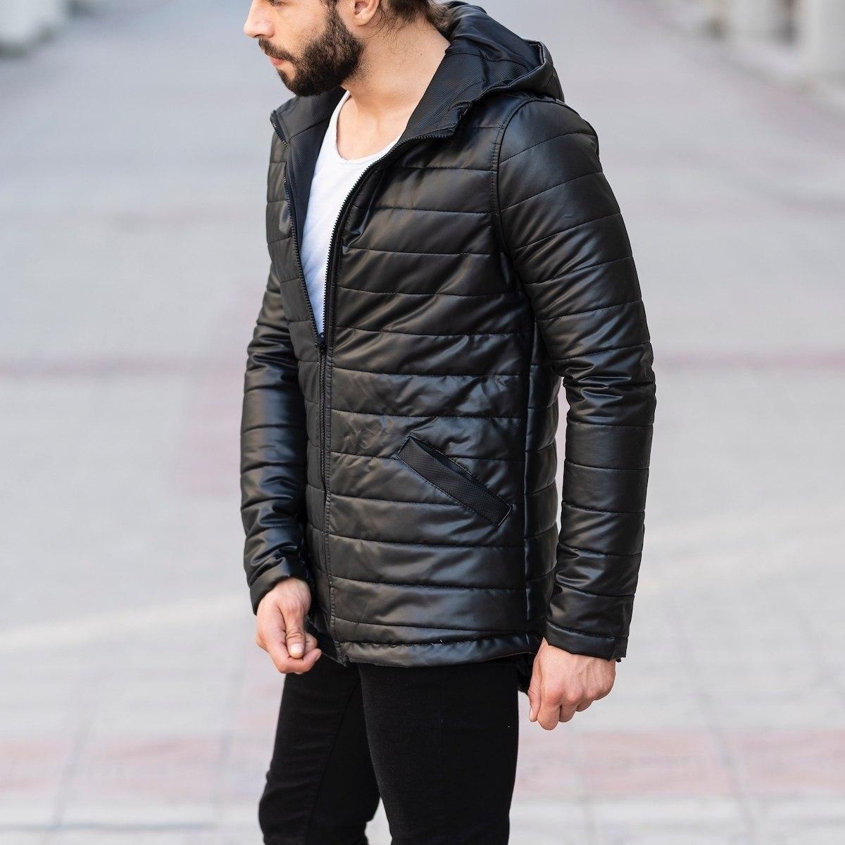 Hooded Long Jacket MV Jacket Collection - 3