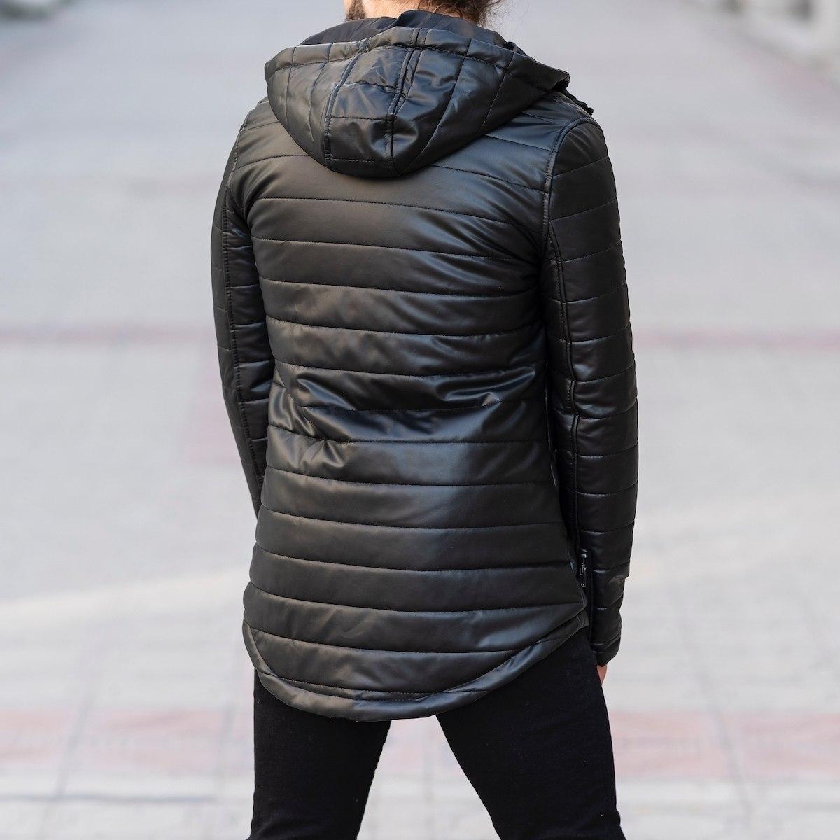 Hooded Long Jacket MV Jacket Collection - 4