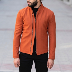 Orange Autumn Collection Jacket MV Jacket Collection - 1