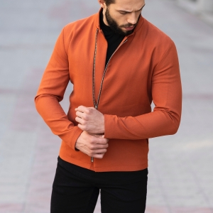 Orange Autumn Collection Jacket MV Jacket Collection - 2