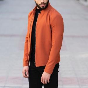 Orange Autumn Collection Jacket MV Jacket Collection - 3