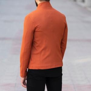 Orange Autumn Collection Jacket MV Jacket Collection - 4