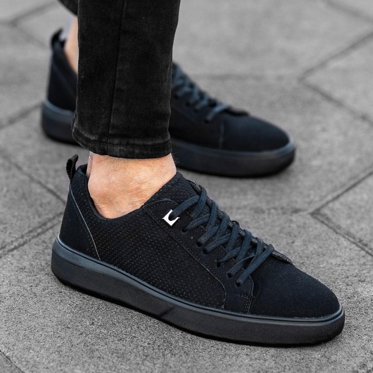 Premium Suede Sneakers in...