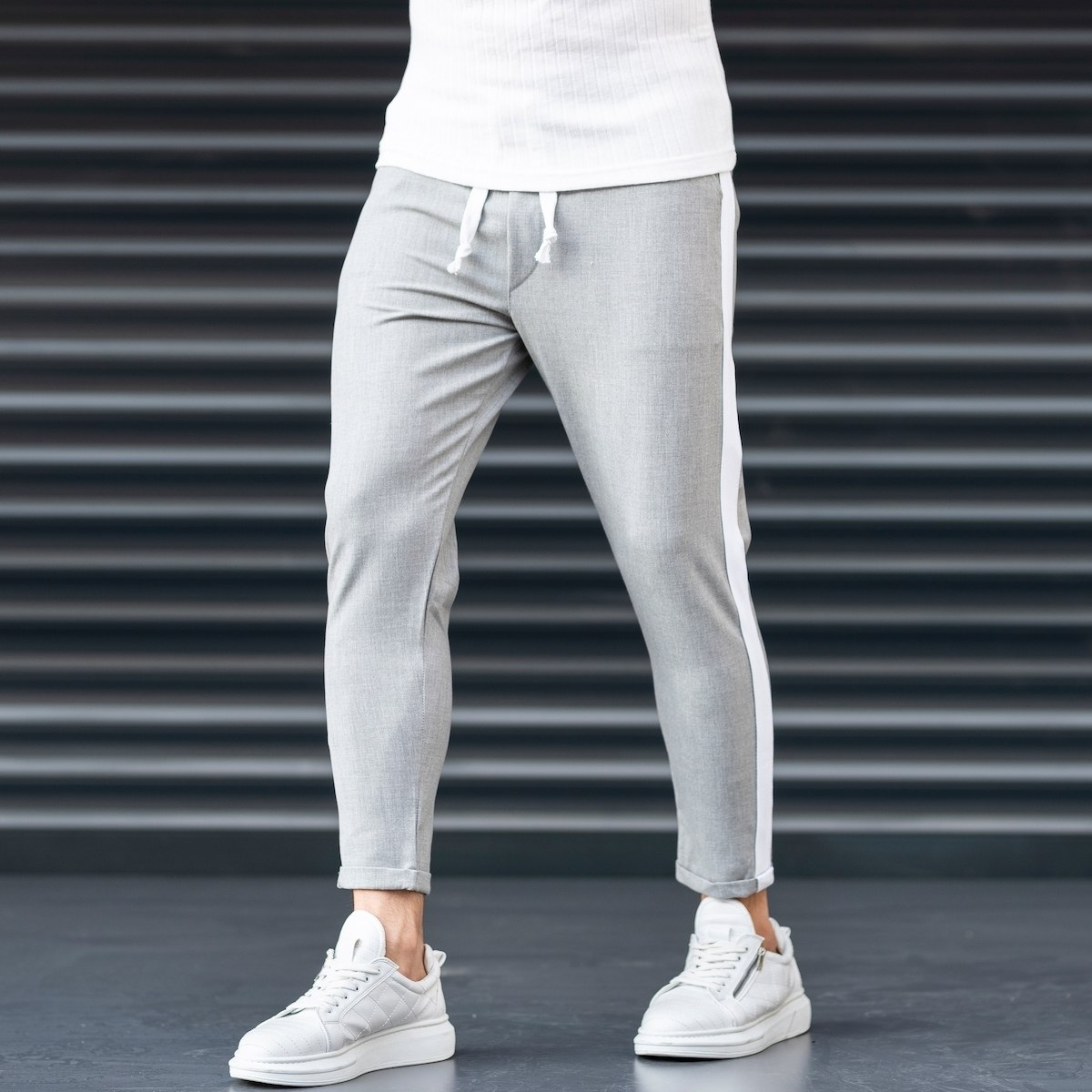 Jogger Trousers With...