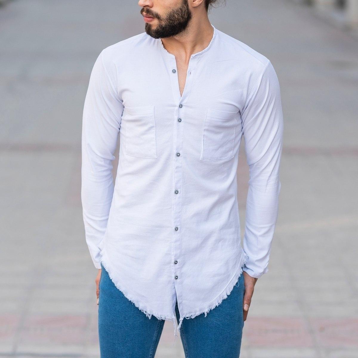 Herren Hemd lang...
