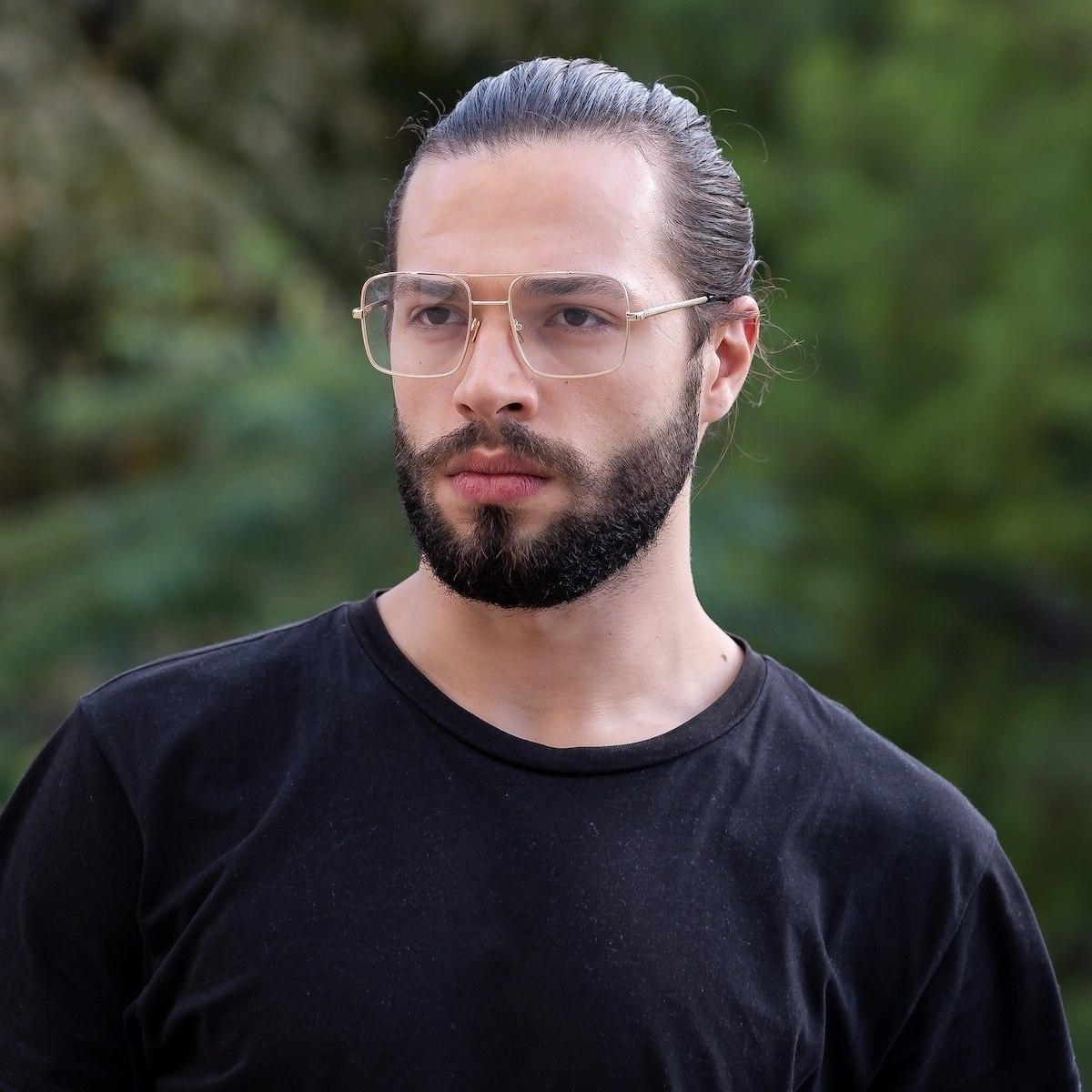 Men's Barett Optic Glasses