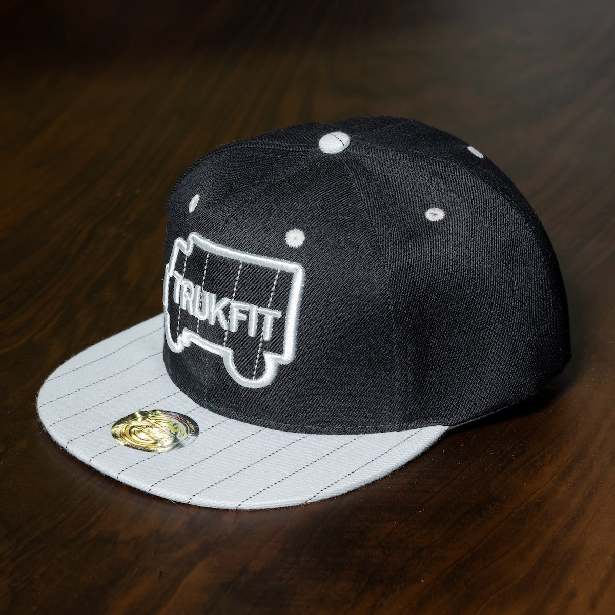 """Trukfit"" Cap In Black"