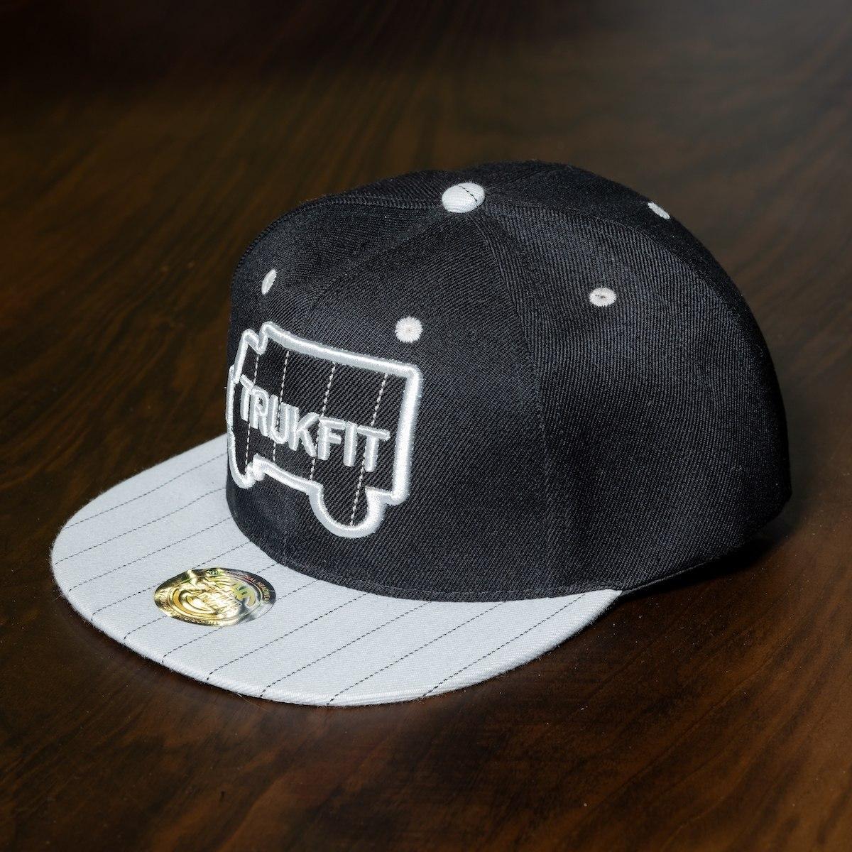 """""""Trukfit"""" Cap In Black"""