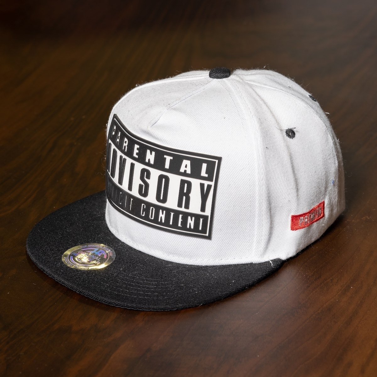 """Parental Advisory"" Cap In..."