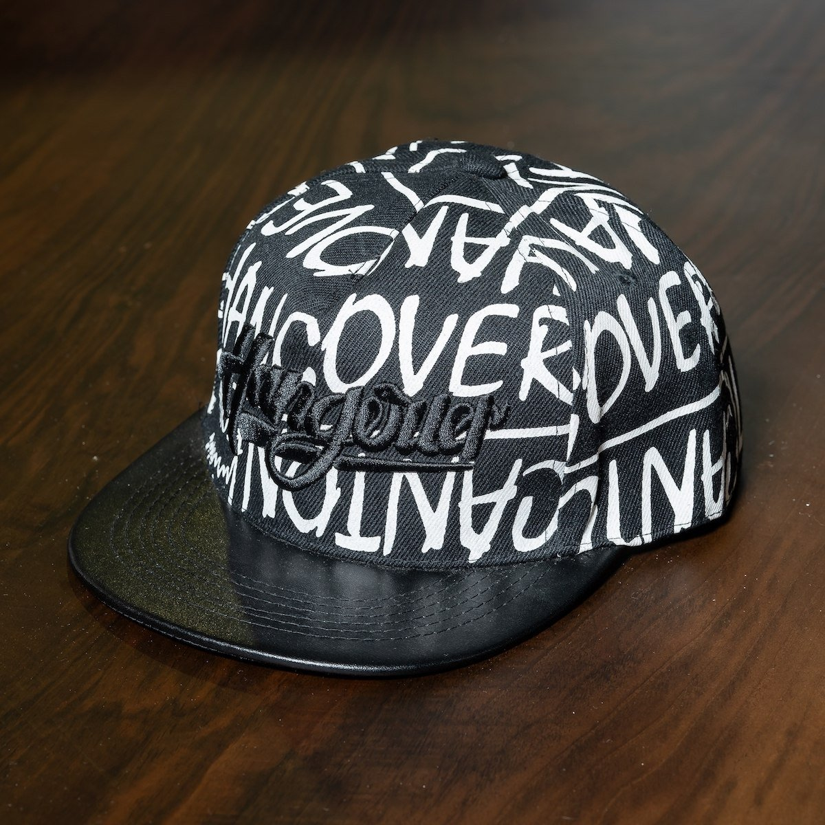 """Hangover"" Cap In Black"