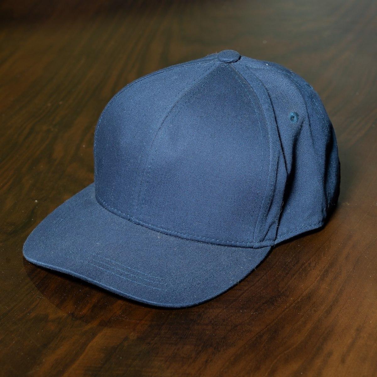 Men's Navy Blue Cap