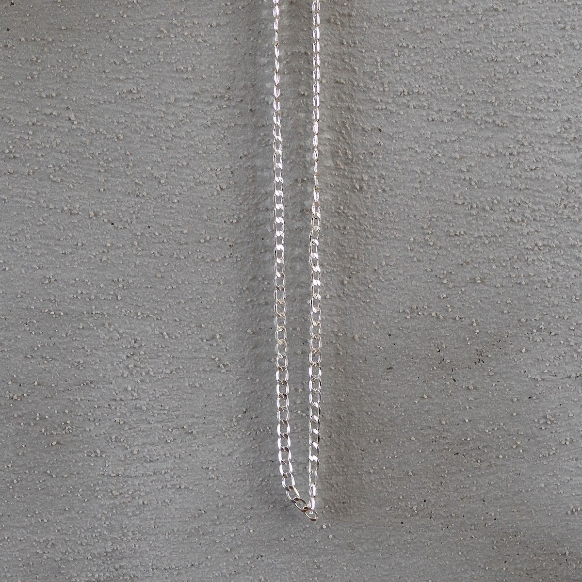 Men's Silver Cuban Chain