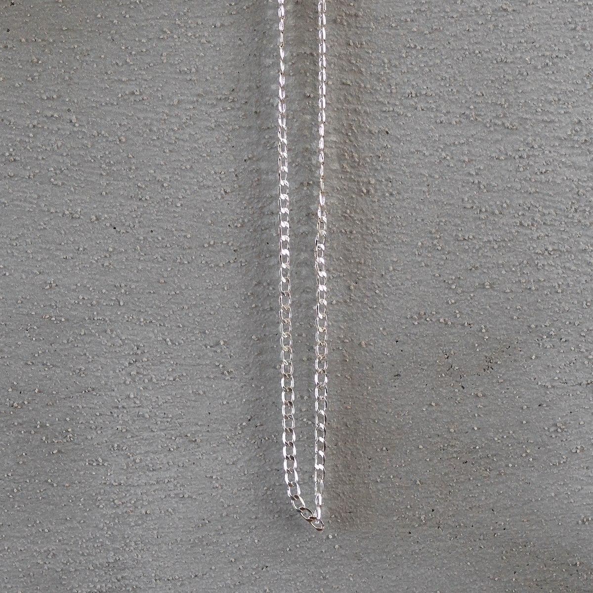 Men's Silver Cuban Chain