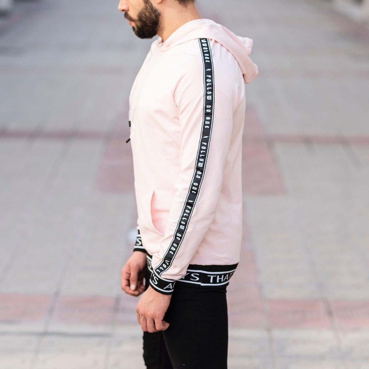 Pink Sweatshirt With Text...