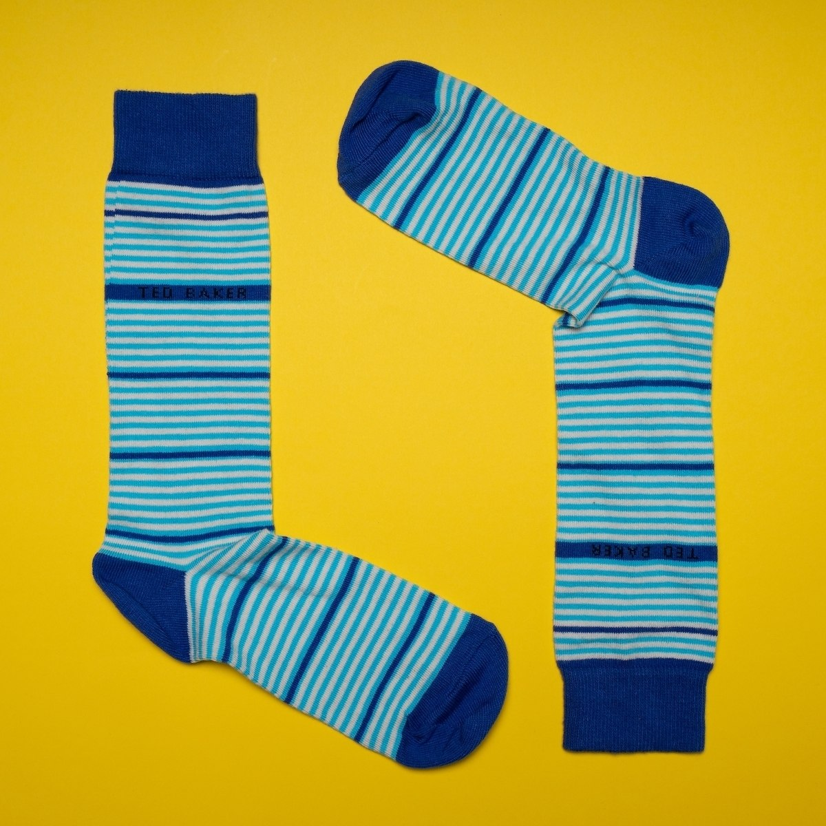 Men's Striped Socks In...
